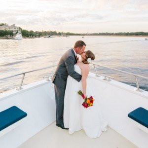 boat wedding yatch wedding