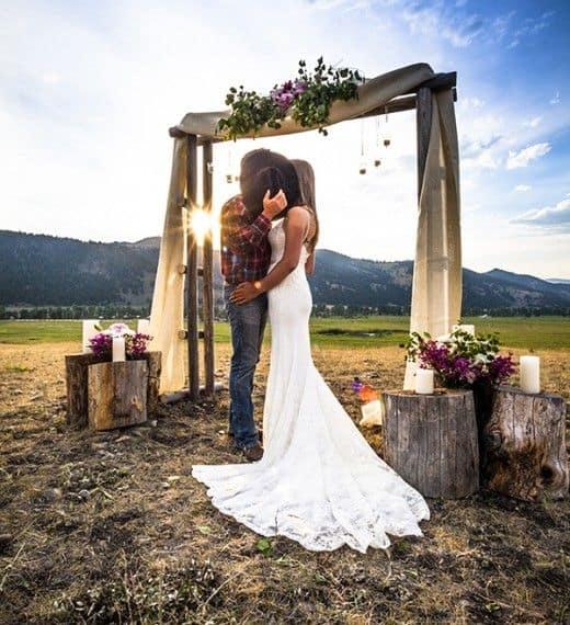 country wedding country garden wedding