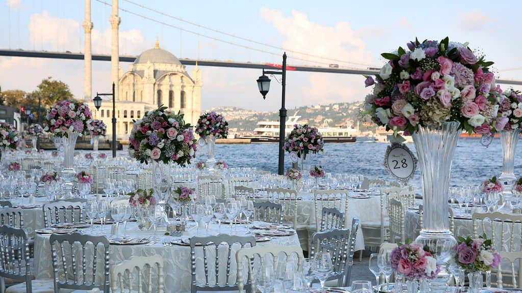Feriye Palace Wedding