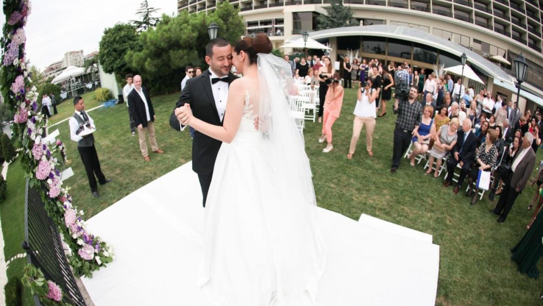 Hilton İstanbul Bosphorus Wedding
