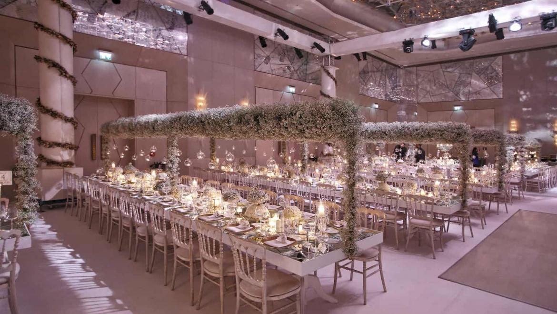 Raffles İstanbul Wedding