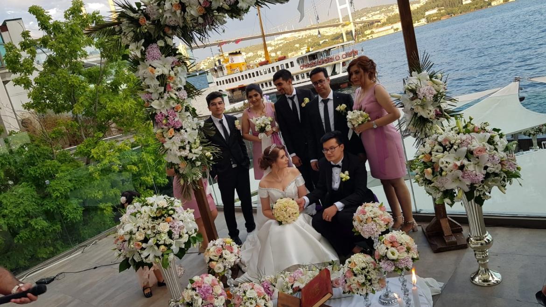 Persian Wedding Planner in Bodrum Turkey for 2020