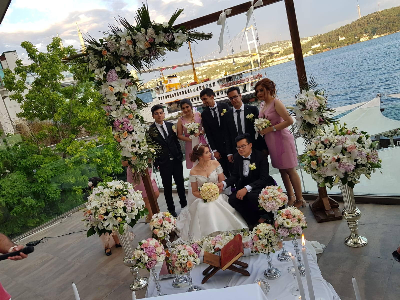 Persian Wedding Planner in Bodrum Turkey for 2020