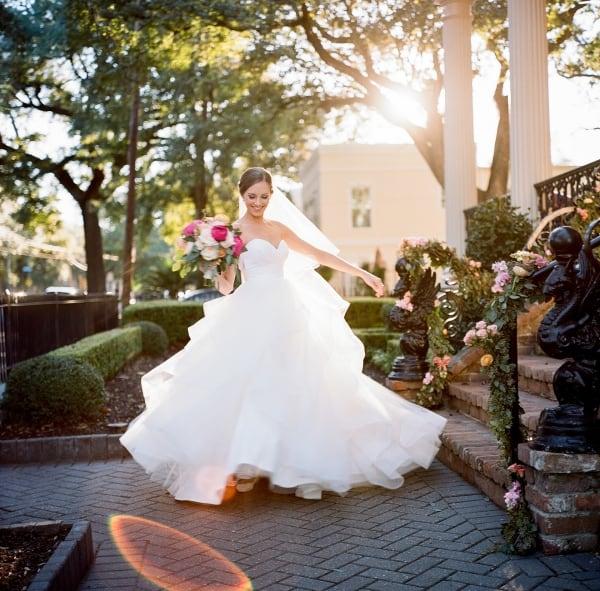mansion wedding