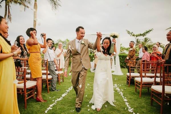 villas wedding