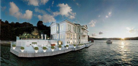 Romantic  Turkey Chateau Wedding